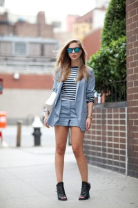 Throughout the week Grazia Daily will be bringing you reports on all of the new season's looks  Shortcodes hbz street style editors nywf 091012 04