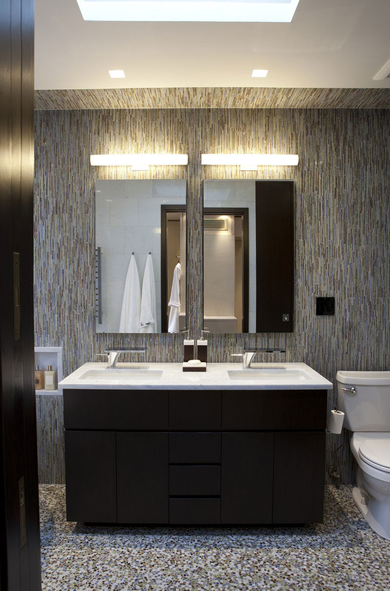 black cabinets 3 how to design a luxury bathroom with black cabinets 3