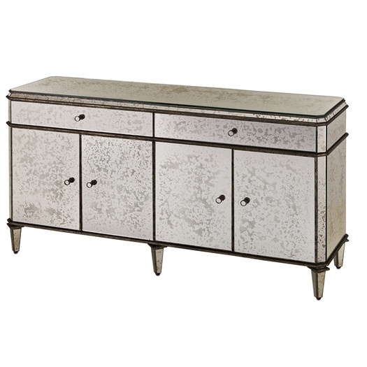Silver Buffets and Cabinets