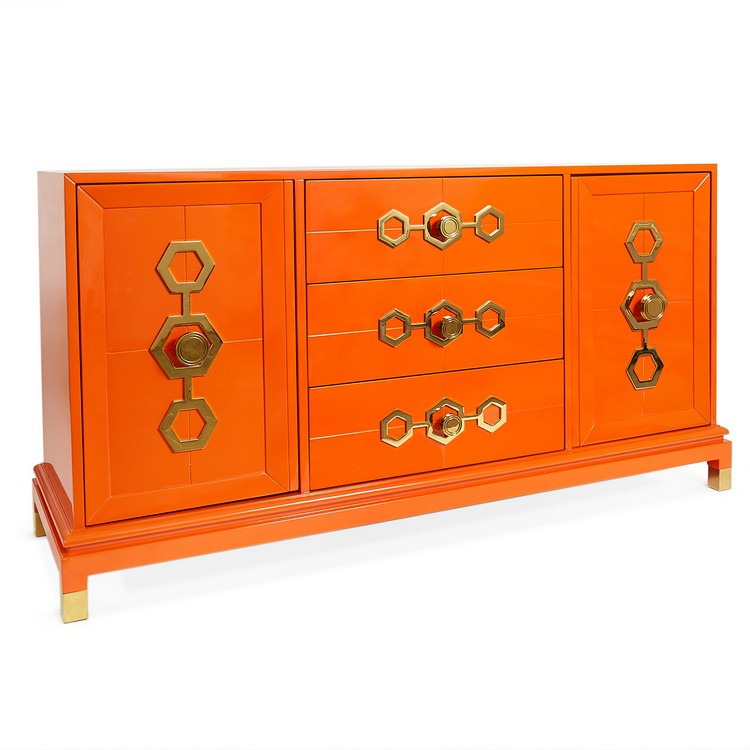Best Buffets and Cabinets by Jonathan Adler (1) jonathan adler Best Buffets and Cabinets by Jonathan Adler Best Buffets and Cabinets by Jonathan Adler 1