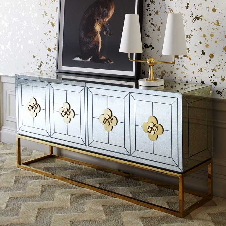 Best Buffets and Cabinets by Jonathan Adler (11) jonathan adler Best Buffets and Cabinets by Jonathan Adler Best Buffets and Cabinets by Jonathan Adler 11