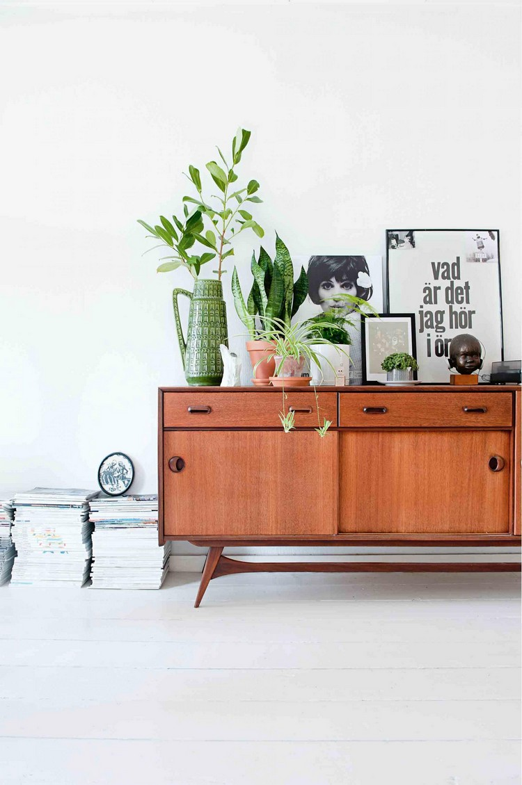 get inspired by these mid century modern buffets and cabinets. Black Bedroom Furniture Sets. Home Design Ideas