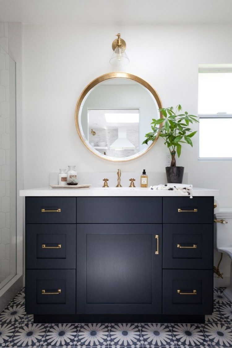 Modern Cabinets for an Outstanding Bathroom