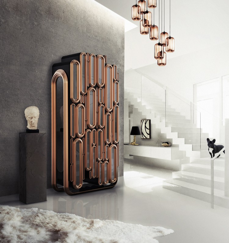 Trends Creative Metal Cabinet Design By Boca Do Lobo