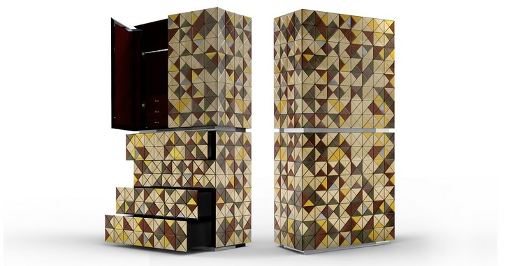 The Best of Metal Cabinet  cabinet design Trends 2017 - The Best of Metal Cabinet Design The Best of Metal Cabinet Design 6
