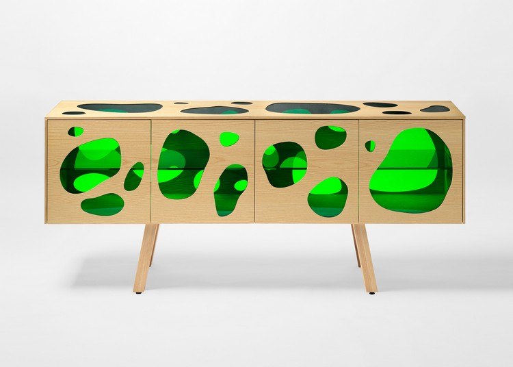 AQUARIO Cabinet by Campana Brothers