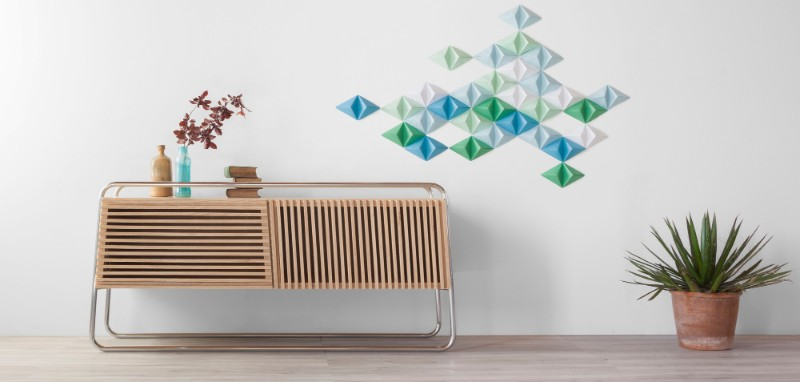 A Modern Sideboard With A Very Creative Look | www.bocadolobo.com #buffetsandcabinets #productdesign #creativedesign #sideboards #wood #woodsideboard #luxurybrands @buffetsandcabinets