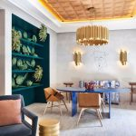 Lusitano Corner A Luxury Interior Design By Pepe Leal | www.bocadolobo.com #buffetsandcabinets #topinteriordesigners #famousinteriordesigners #luxurybrands #luxuryproducts #highendfurniture #portugal #sideboard #heritage @buffetsandcabinets