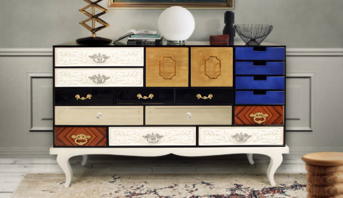 Picture of: 10 Incredible Dining Room Buffet Designs