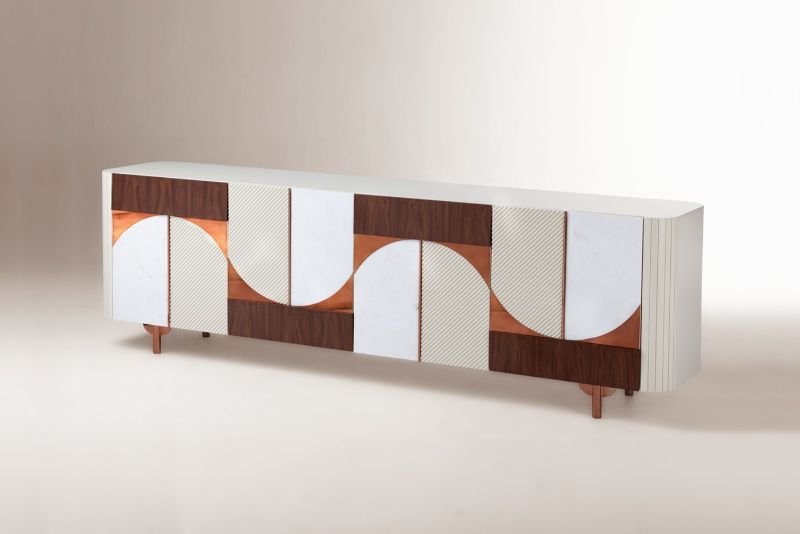 Beautifully Crafted Modern Cabinets and Sideboards by Dooq
