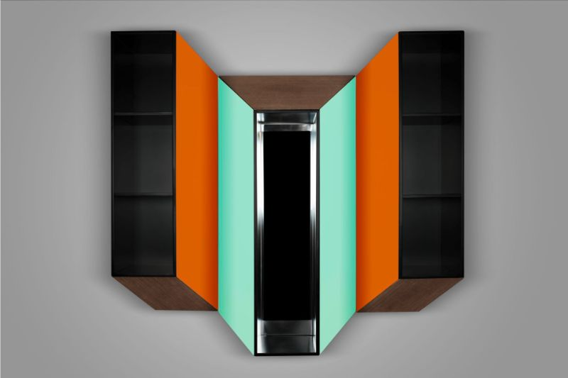 Galerie BSL's Most Stunning Modern Cabinets