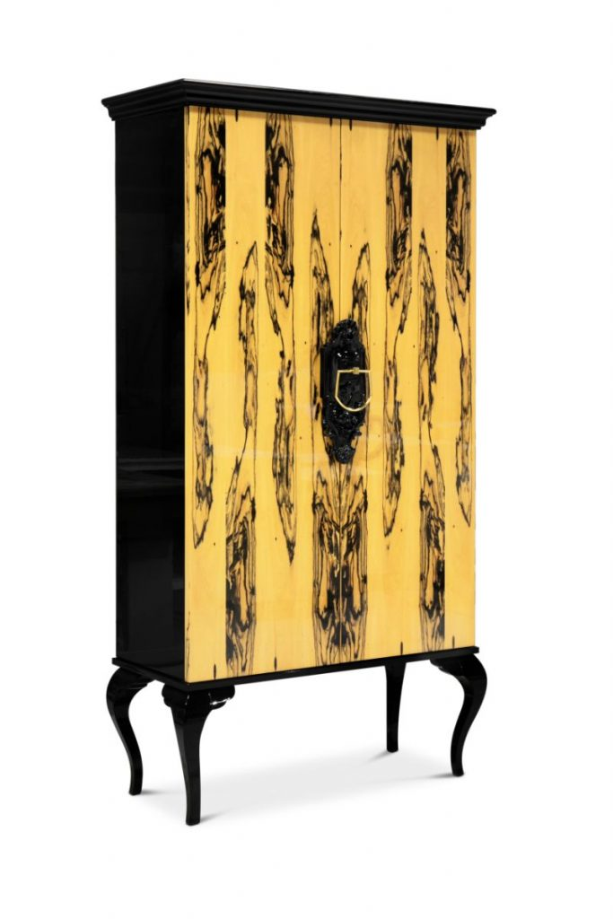 The Guggenheim Modern Cabinets Collection by Boca do Lobo