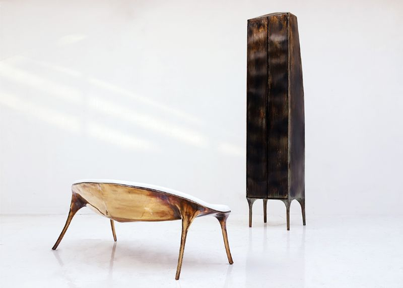 Valentin Loellmann's Stunning Wood Cabinets furniture design Stunning Wood Furniture Design Like You've Never Seen Before Valentin Loellmanns Stunning Wood Cabinets 3