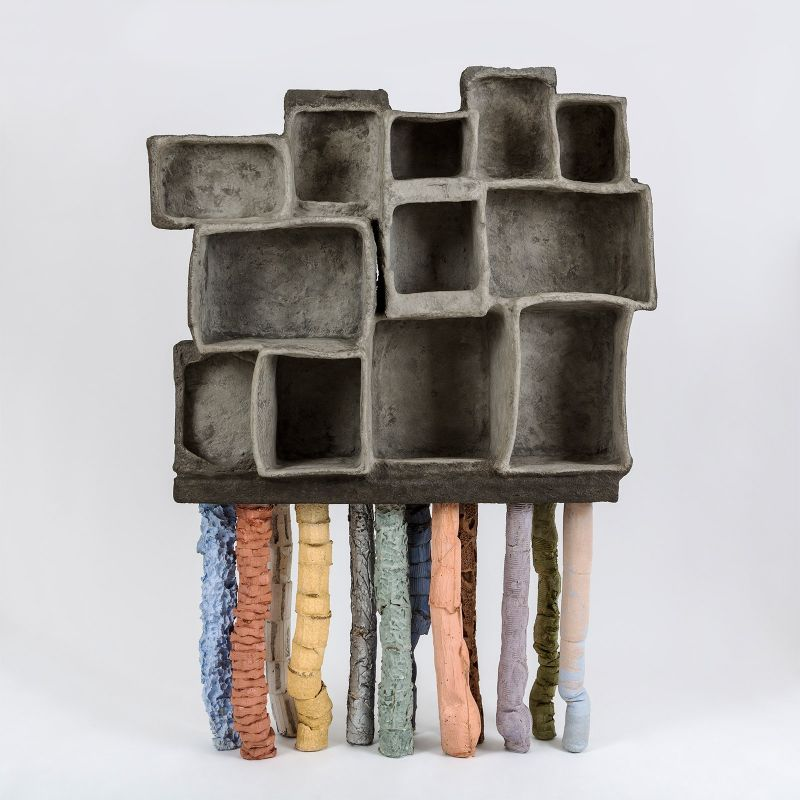 Fossil Cabinet: The Wonders of Craftsmanship by Nacho Carbonell
