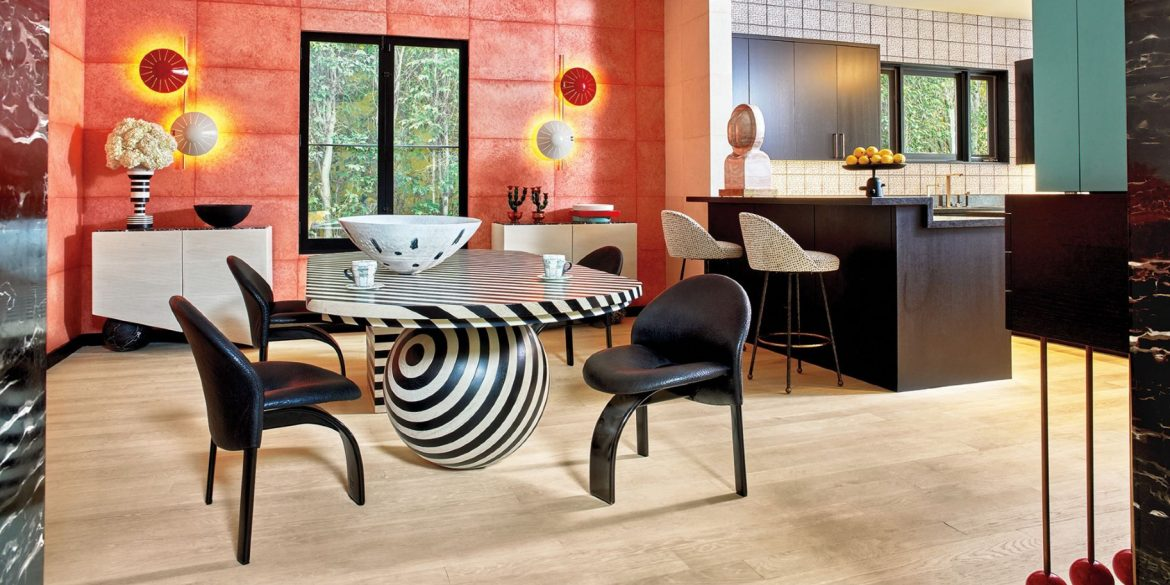 Most Ambitious Dining Room Projects, Kelly Wearstler Dining Room Chairs