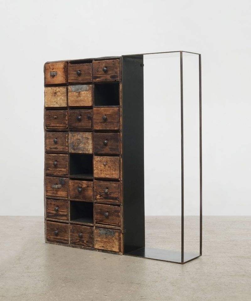 JamesPlumb's Cabinets That Look Like Suitcases