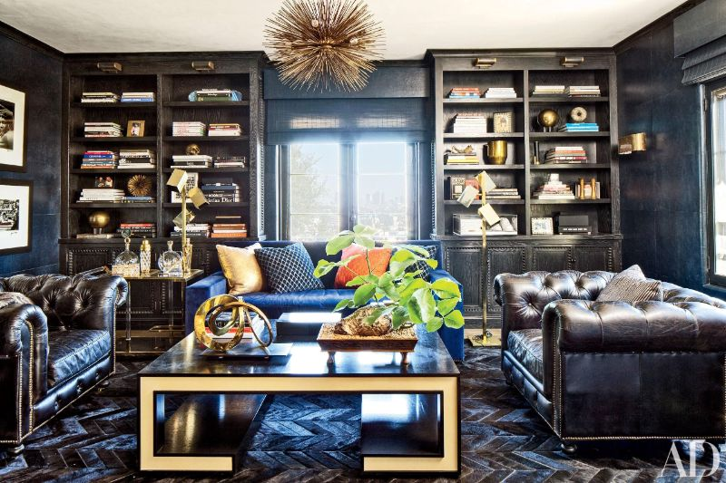 Living Room Ideas By Male Interior Designers