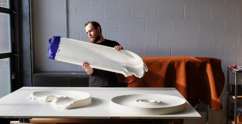 Damien Gernay's Work Challenges Boundaries Between Art and Design