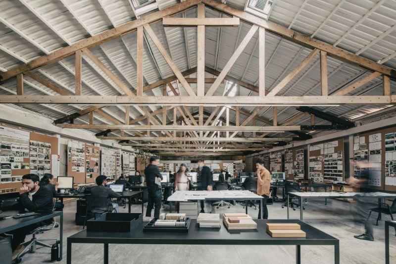 Stack Buffet: Hector Esrawe's Incredible Wood Creation