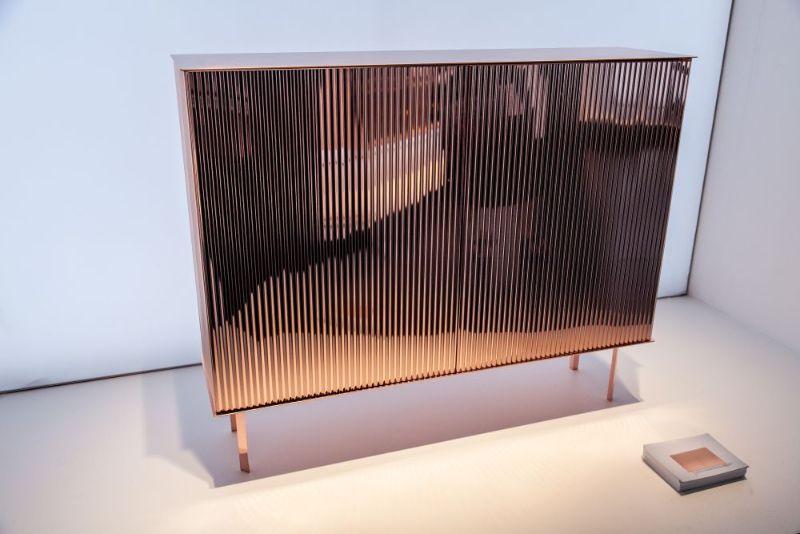 The Feminine 'Elizabeth' Cabinet by Nathalie Dewez