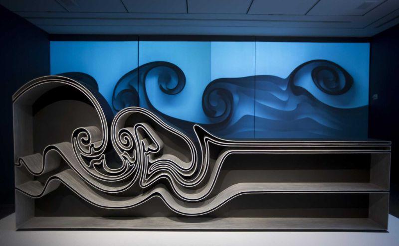 Vortex by Joris Laarman, A Swirling Furniture Design Creation furniture design Vortex by Joris Laarman, A Swirling Furniture Design Creation Vortex by Joris Laarman A Swirling Furniture Design Creation 10