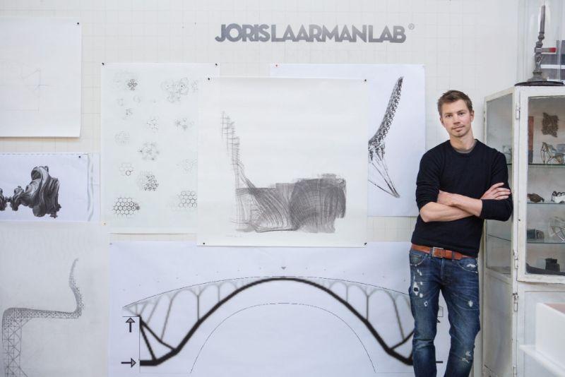 Vortex by Joris Laarman, A Swirling Furniture Design Creation furniture design Vortex by Joris Laarman, A Swirling Furniture Design Creation Vortex by Joris Laarman A Swirling Furniture Design Creation 11 1