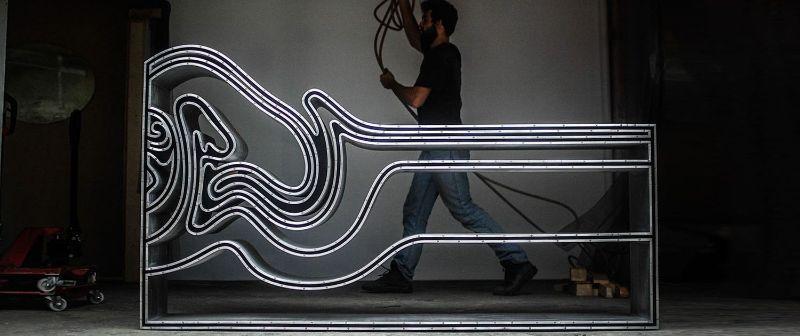Vortex by Joris Laarman, A Swirling Furniture Design Creation furniture design Vortex by Joris Laarman, A Swirling Furniture Design Creation Vortex by Joris Laarman A Swirling Furniture Design Creation 2