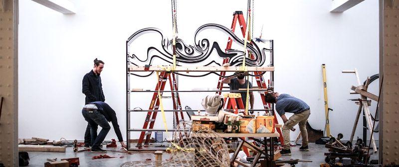 Vortex by Joris Laarman, A Swirling Furniture Design Creation furniture design Vortex by Joris Laarman, A Swirling Furniture Design Creation Vortex by Joris Laarman A Swirling Furniture Design Creation 6