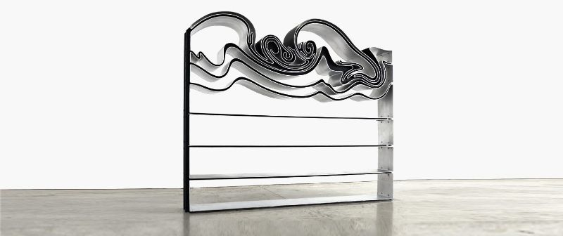Vortex by Joris Laarman, A Swirling Furniture Design Creation