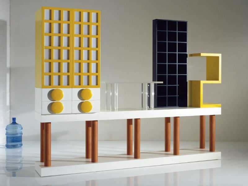 Ettore Sottsass' Award-Winning Modern Design Pieces