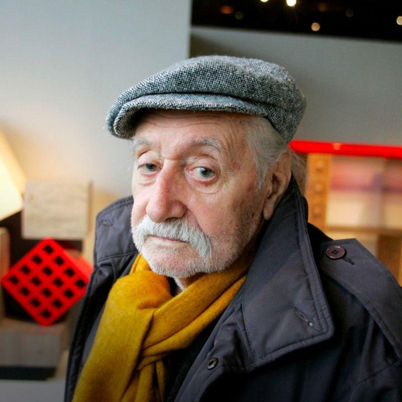 Ettore Sottsass' Award-Winning Modern Design Pieces