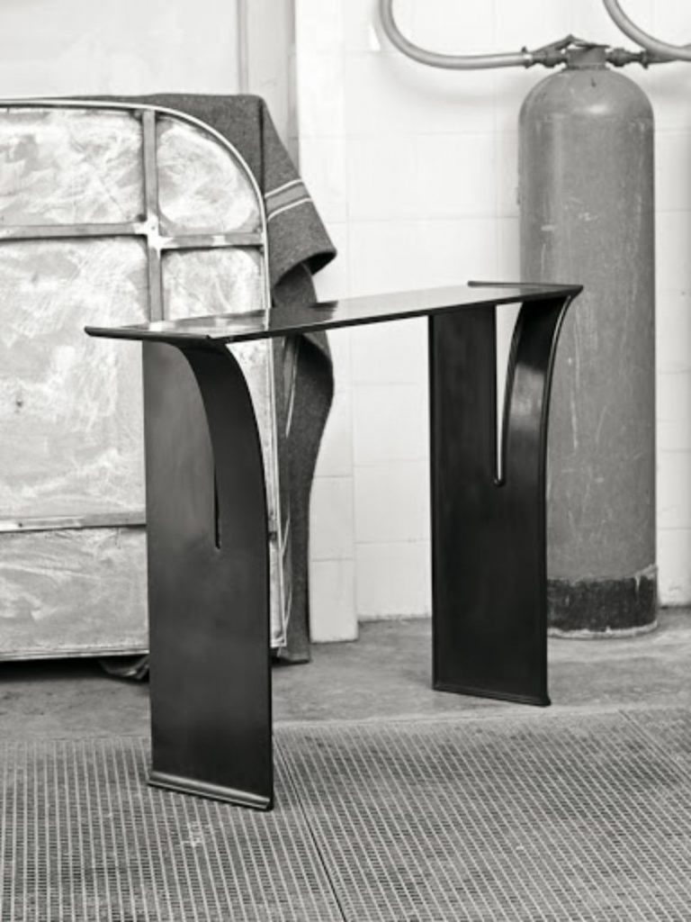 Imposing Art Furniture: Eric Schmitt's Modern Creations