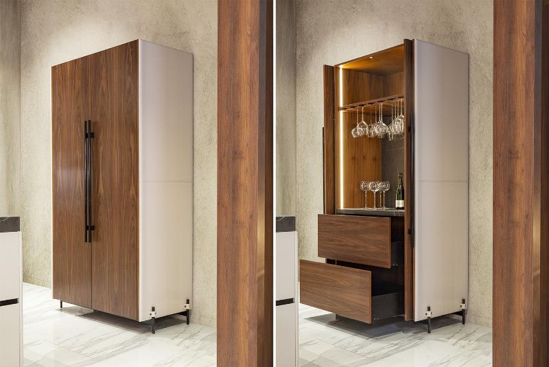 The First Luxury Kitchen Design Debuted By Aston Martin aston martin Aston Martin Reveals It's First Ever Luxury Kitchen Design Aston Martin Debuts Its First Kitchen Furniture Design 10