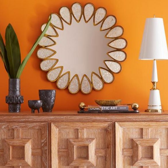 Luxury Mirrors To Enhance Your Entryway