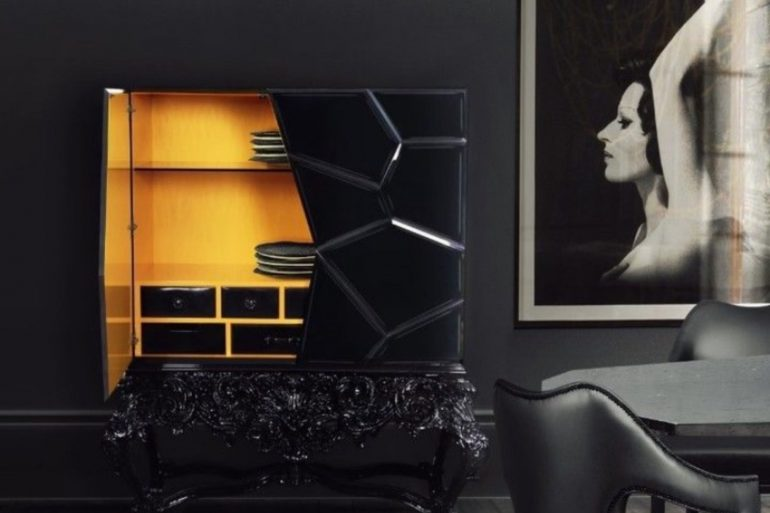 A Curated Selection Of Modern Cabinet Ideas