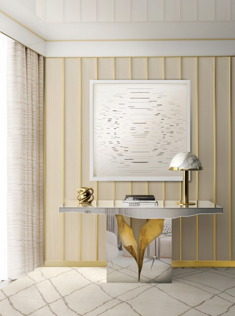 How To Choose A Luxury Console Table