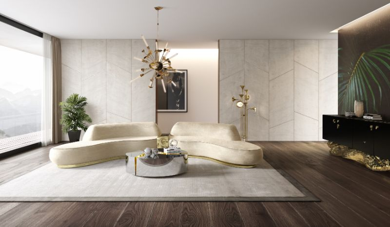 5 Luxury Living Rooms You Need To See
