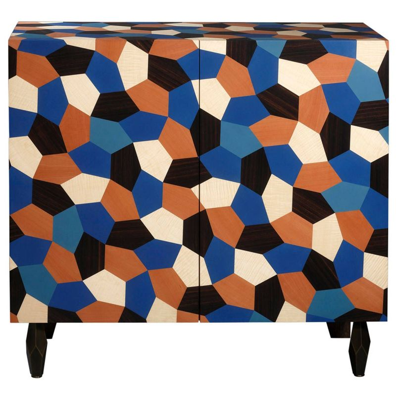 10 Colorful Cabinets To Upgrade Your Modern Home Design