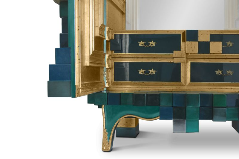 Remarkable Furniture – Discover The Piccadily Family By Boca do Lobo