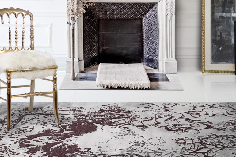 Luxury Rugs By Boca Do Lobo That Will Bring Life To Your Living Room