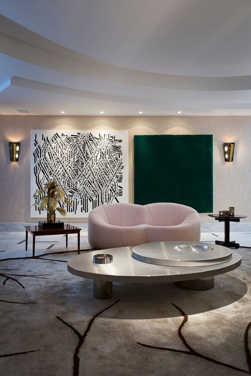 Modern Coffee Tables By Luxury Brands For An Imposing Interior Design