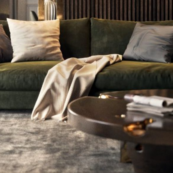 Unique Design Ideas To Achieve The Luxury Living Room Of Your Dreams