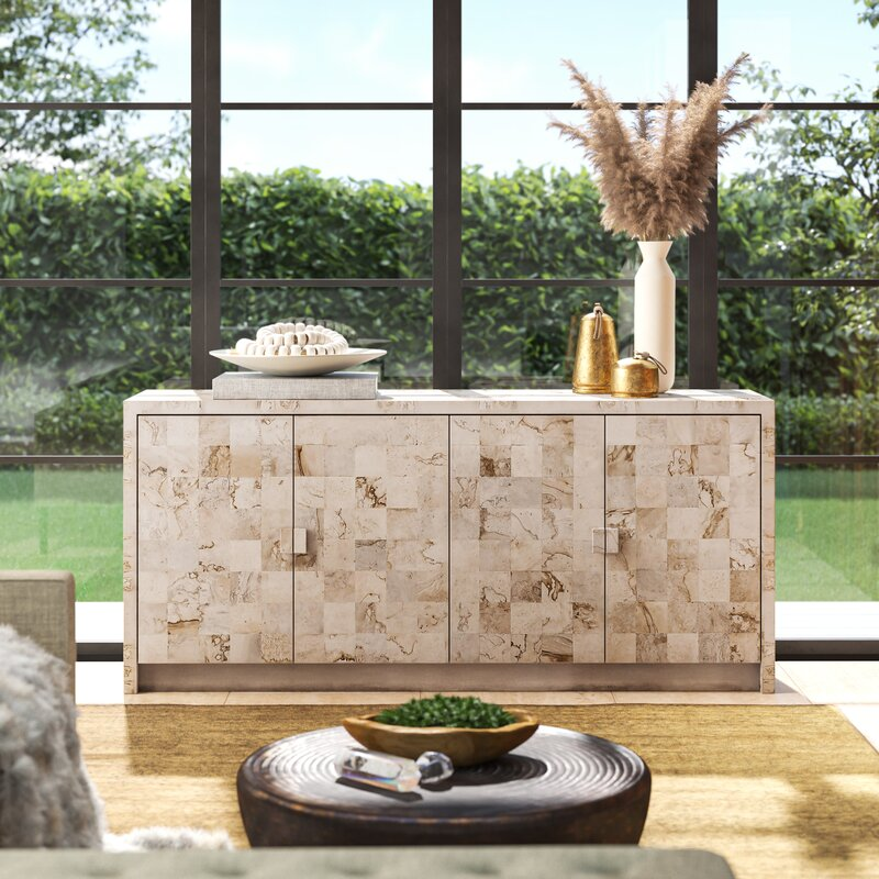 Top White Buffets And Cabinets To Achieve The Design Of Your Dreams