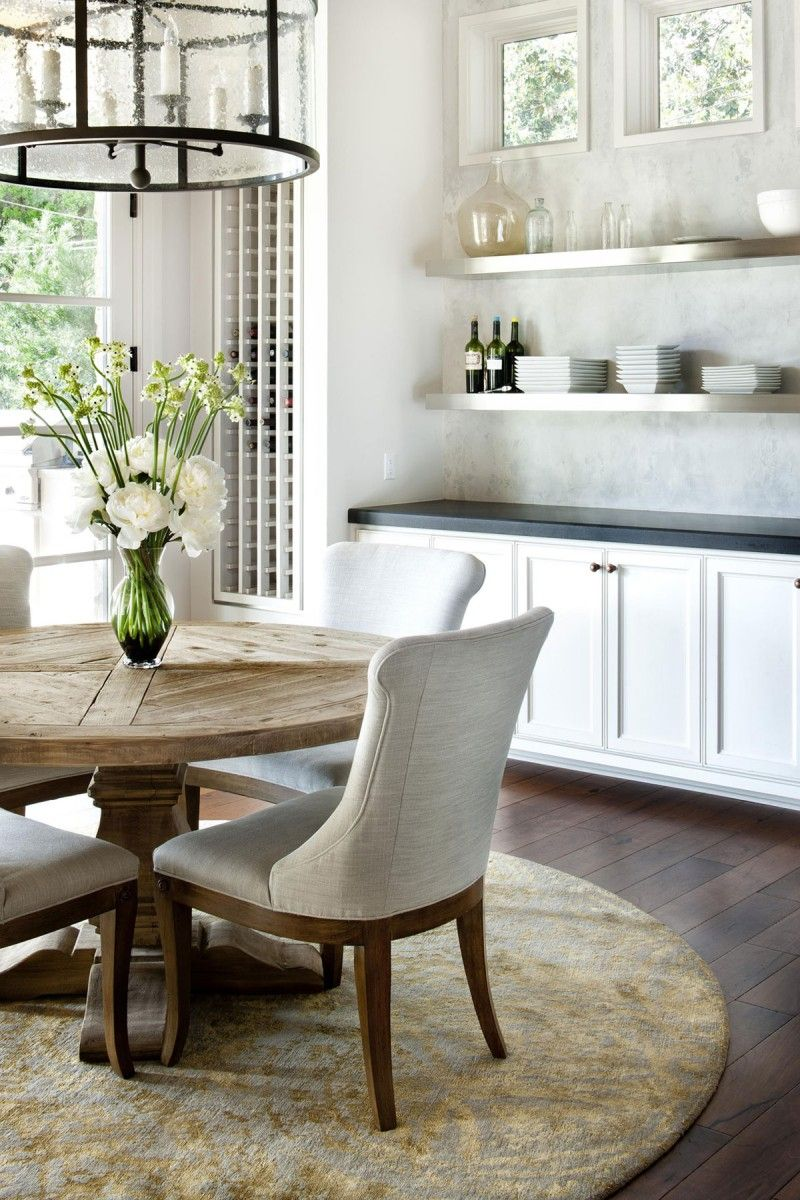 Built-In Buffets To Class Up Your Dining Room Style