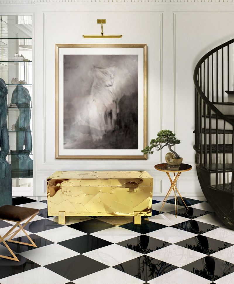 Get Inspired By These Modern Entryways