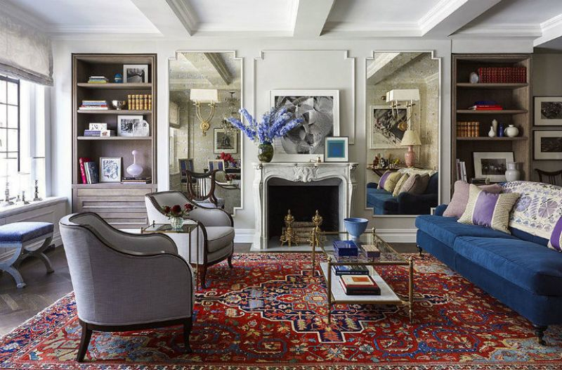 Luxury Living Room Designs from Famous Celebrities