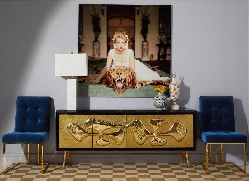 Jonathan Adler's Best Luxury Credenzas