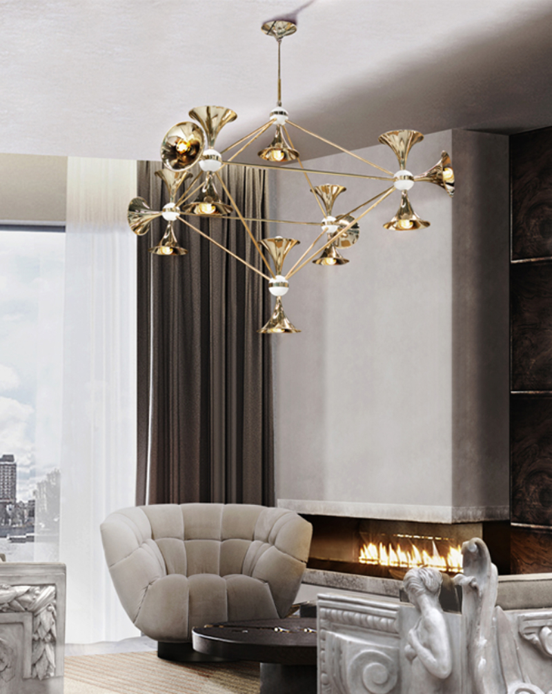 Unique Suspension Lamps That Will Steal The Spotlight In Your Home