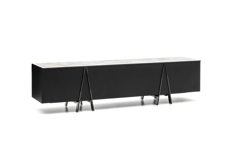 Elegance And Luxury - Black Modern Sideboards You Need To See