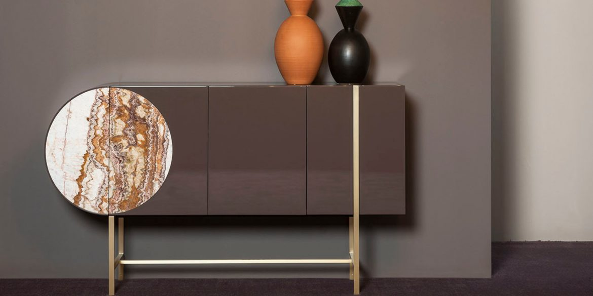 Ground-Breaking Marble Sideboards For Exclusive Interiors